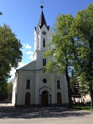 The Lutheran church